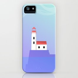 Lighthouse 1.0 iPhone Case