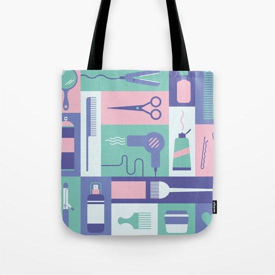 Beauty School Tote Bag