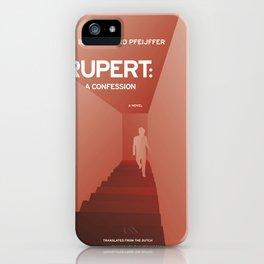 Rupert iPhone Case
