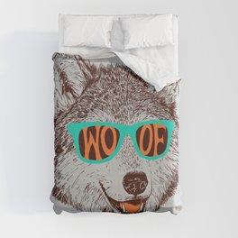 Woof Duvet Cover