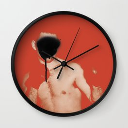 spray can't stop me Wall Clock