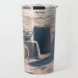 Sand Castle Travel Mug