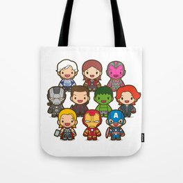 Assemble! Tote Bag