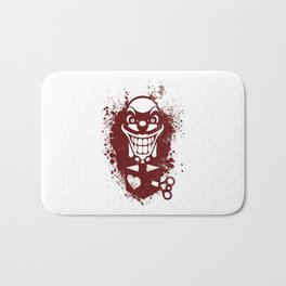 Clown Jack Bath Mat