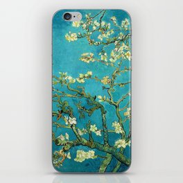 Vincent Van Gogh Blossoming Almond Tree iPhone Skin