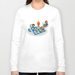 Fantastic 4Square Long Sleeve T-shirt