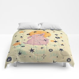 little pig - chinese horoscope Comforters