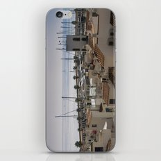 Port d'Aiguadolç iPhone & iPod Skin