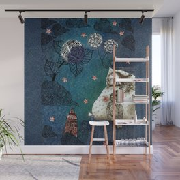 Bed-Time Wall Mural
