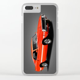 Shelby GT500 Clear iPhone Case