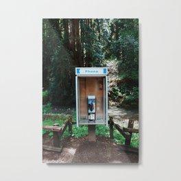Obsolete Metal Print