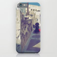 Streets of Santorini IV iPhone 6s Slim Case