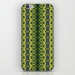 Walking ont the forest  iPhone Skin
