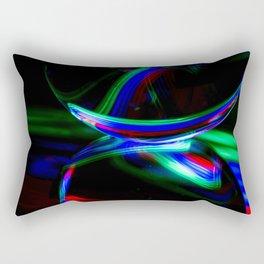 The Light Painter 16 Rectangular Pillow