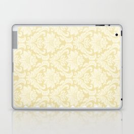 Cream Damasco Laptop & iPad Skin