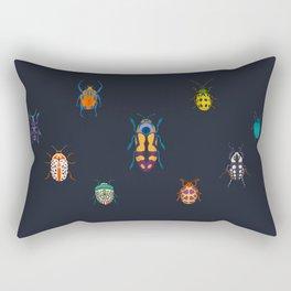 Beautiful bugs Rectangular Pillow