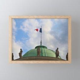 Vive la France Framed Mini Art Print