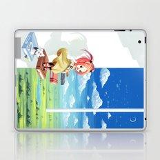 Tower of Wisdom Laptop & iPad Skin