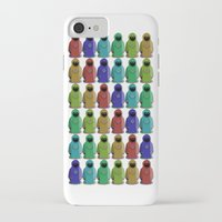 minions iPhone & iPod Cases featuring MAGUS MINIONS by Shepo