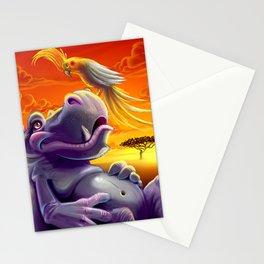 Sahara Sunset Stationery Cards