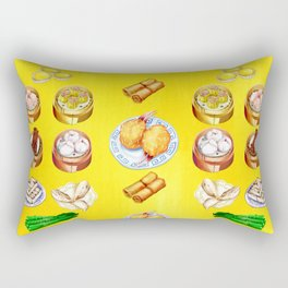 Dim Sum Rectangular Pillow