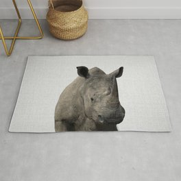 Rhino - Colorful Rug
