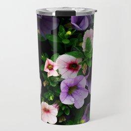 Array of Petunias Travel Mug