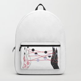 The Moon Players Backpack