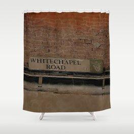 Old Haunts - Whitechapel Road,  London Shower Curtain