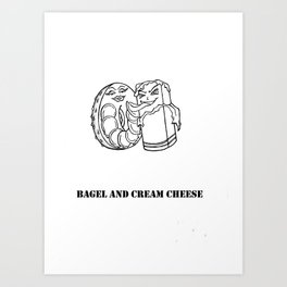 """Made for Each Other"" Art Print"