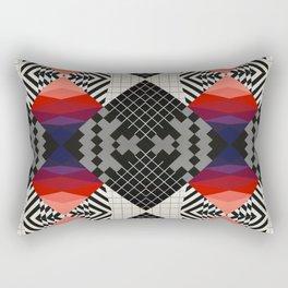 Glitch #1 Rectangular Pillow