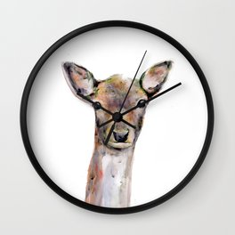 doe Wall Clock