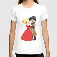 ouat T-shirts featuring OUAT - Captain Swan Formal by Choco-Minto