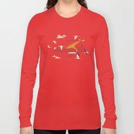 Red Barons Long Sleeve T-shirt
