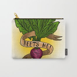 Beets Me! Carry-All Pouch