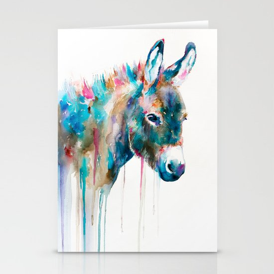 Donkey Stationery Cards