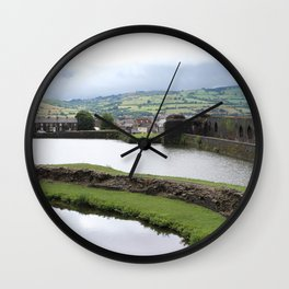 Caerphilly Wall Clock
