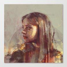 Remember me... Canvas Print