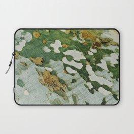 Green Bark Laptop Sleeve