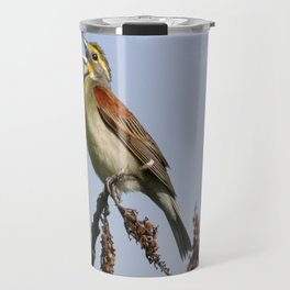 Dickcissel Travel Mug