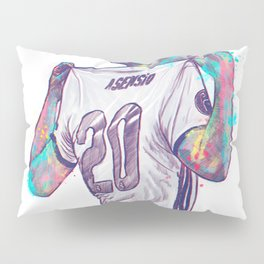 Real Madrid Asensio Pillow Sham