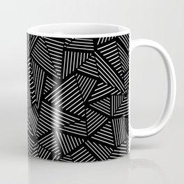 Abstraction Linear Coffee Mug