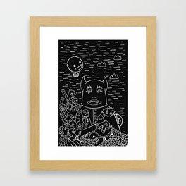 Armada Framed Art Print