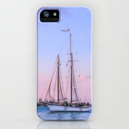Sailing Yacht iPhone Case