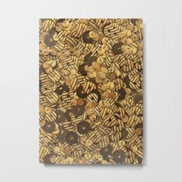 cookie time Metal Print