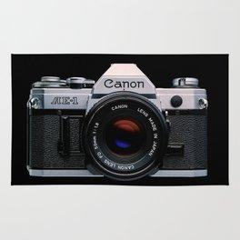 Canon AE-1 Rug