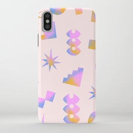 What I See in the Sand iPhone Case