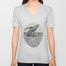 Breach Unisex V-Neck