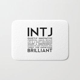 INTJ Bath Mat