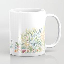 Chai and Cacti - color Coffee Mug